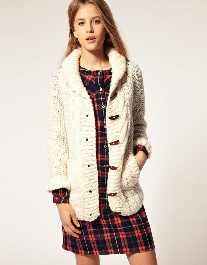 Best Chunky Cardigans For Fall 2011 | POPSUGAR Fashion
