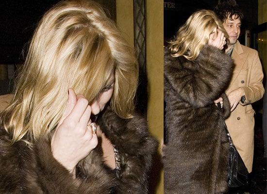12/12/2008  Kate Moss and Jamie Hince