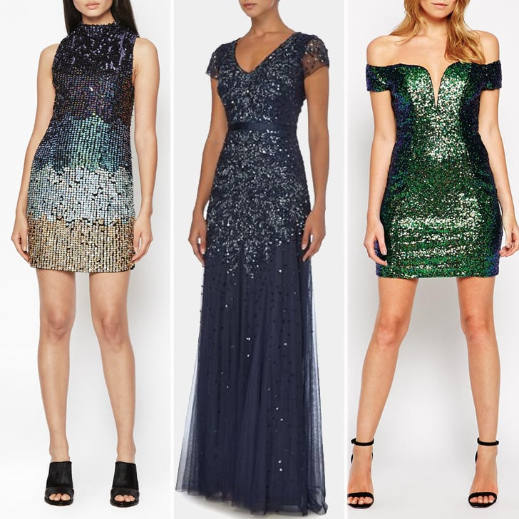 Where to Buy the Best Sequin Party Dresses