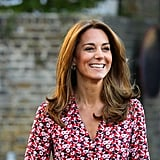 Kate Middleton's Golden Hair Colour, 2019