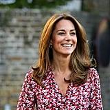 Kate Middleton's Subtle Summer Hair Transformation