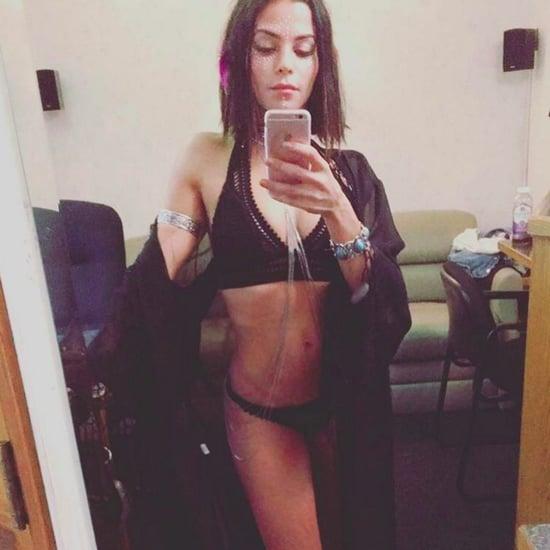 Jenna Dewan Tatum's Bikini Instagram October 2016