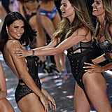 Pictured: Adriana Lima, Behati Prinsloo, and Candice Swanepoel