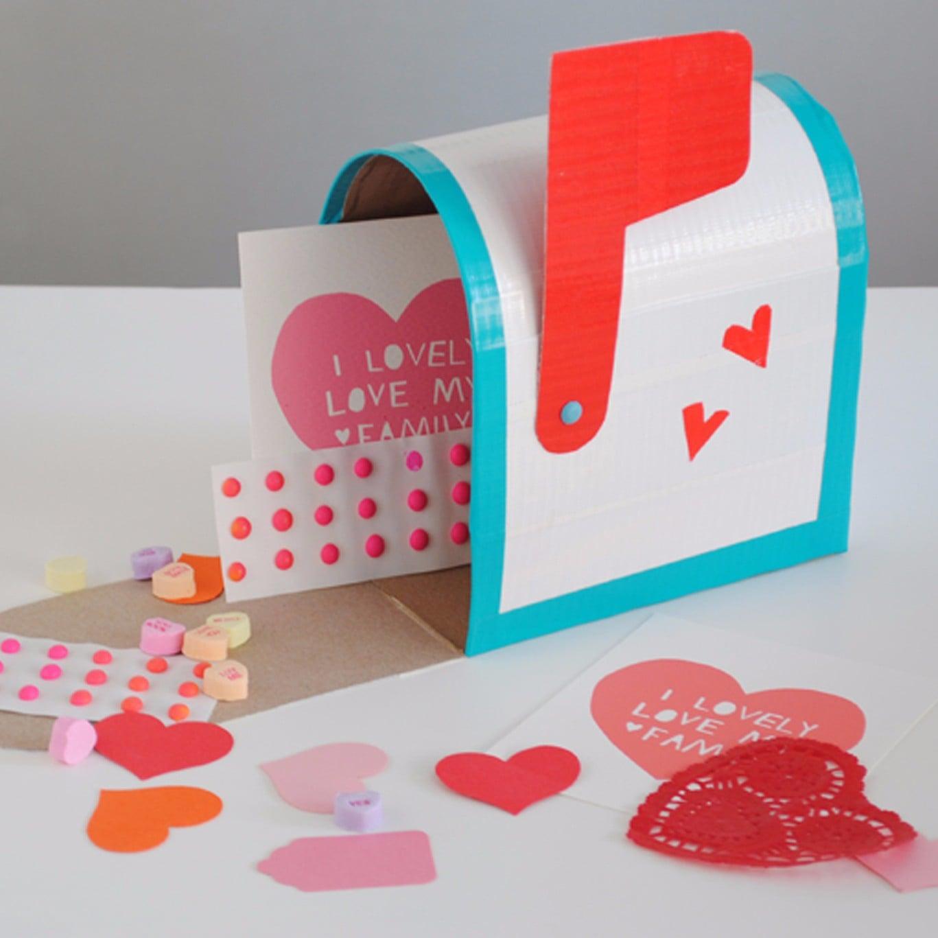 Valentine Card Boxes – Valentine Card Boxes