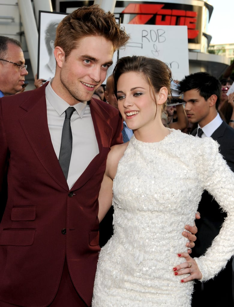 Pictures of Robert Pattinson, Kristen Stewart, Taylor Lautner, and More From the LA Premiere of Eclipse