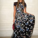 Anna Dello Russo at Fall 2014 Paris Haute Couture Week