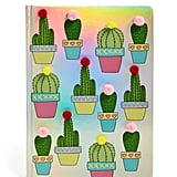 Forever 21 Cactus Hardcover Notebook