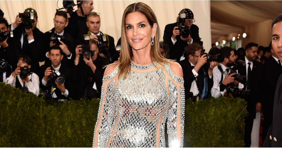 We Hope Cindy Crawford Attends the Met Gala, Because Her Past Looks Were Unforgettable