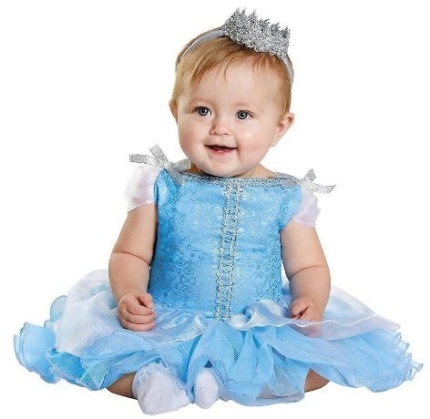 Cinderella Disney Princess Toddler Prestige Cinderella Costume Blue