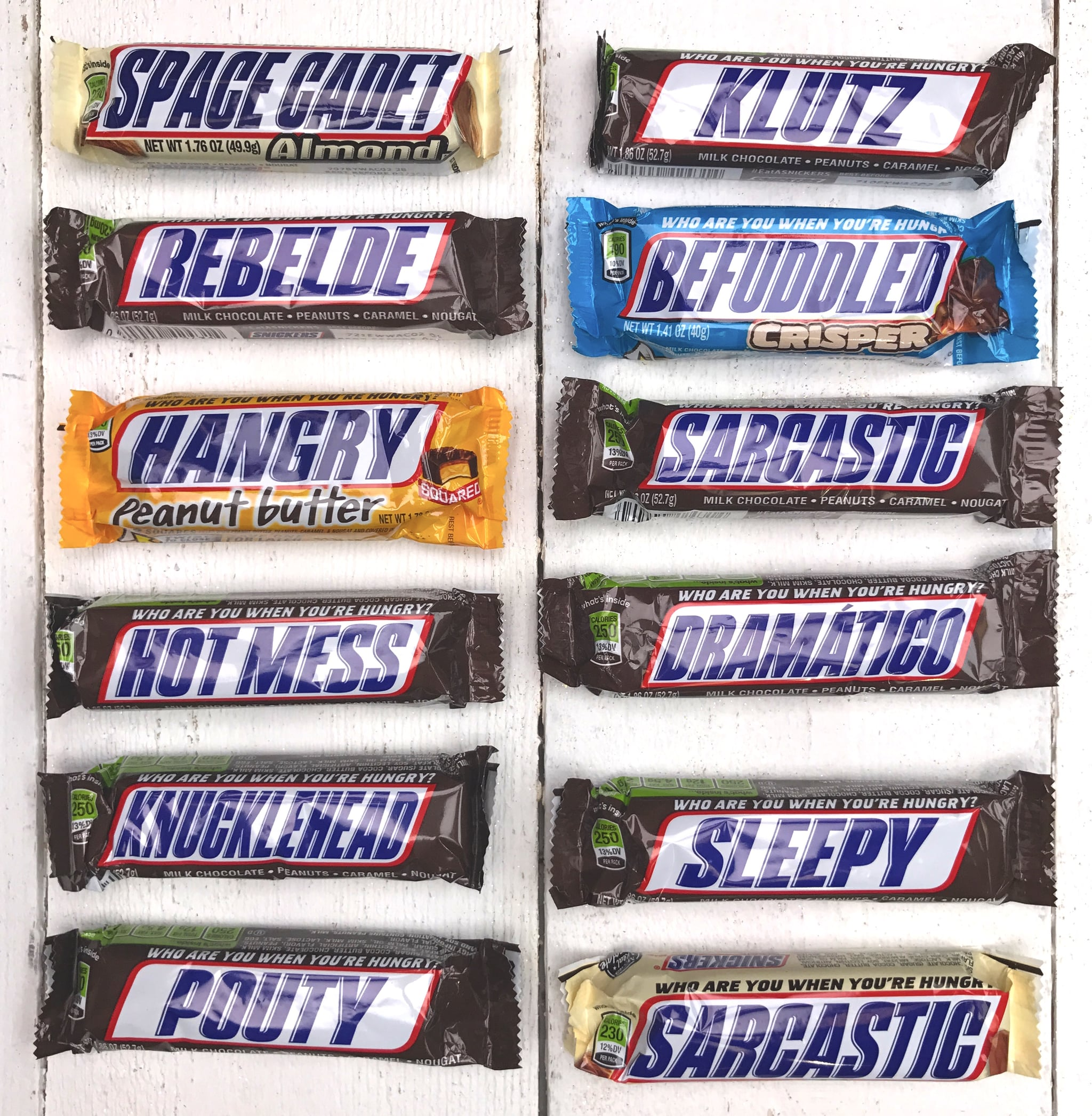 New Snarky Snickers Captions Capture Every Feeling ...