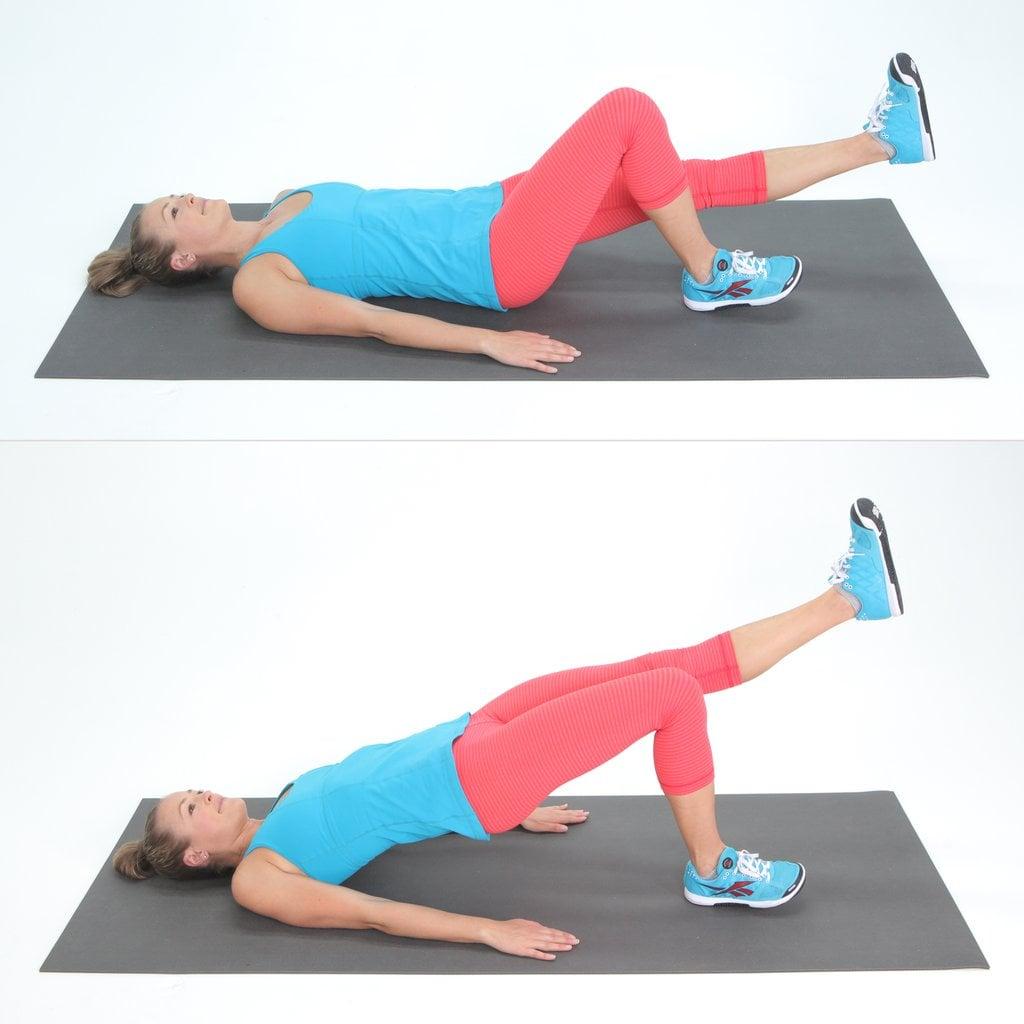 Single-Leg Extensions