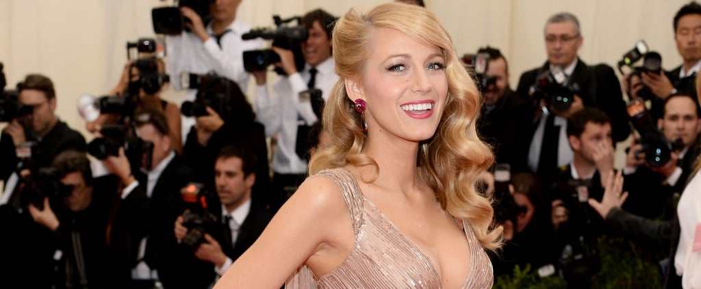 Blake Lively's Gucci Dress at the 2014 Met Gala