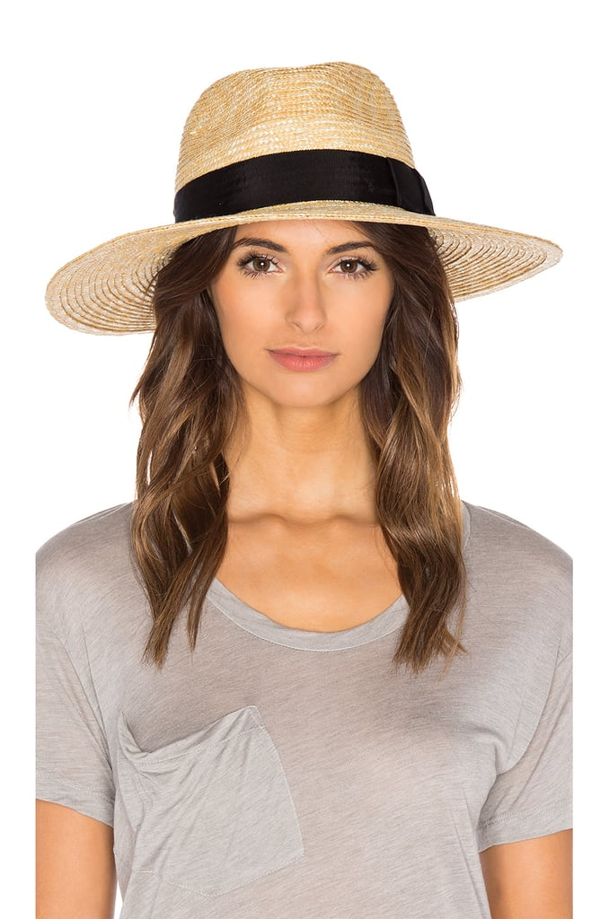 Your mom is always reminding you to stay protected from the sun — return the favor with this Brixton hat ($48).