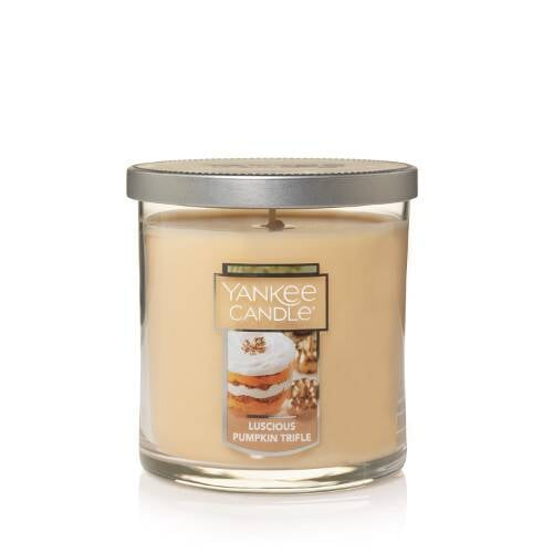 Luscious Pumpkin Trifle Small Tumbler Candle