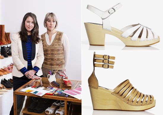 H&M Team Up with Swedish Hasbeens Shoes for Spring 2011