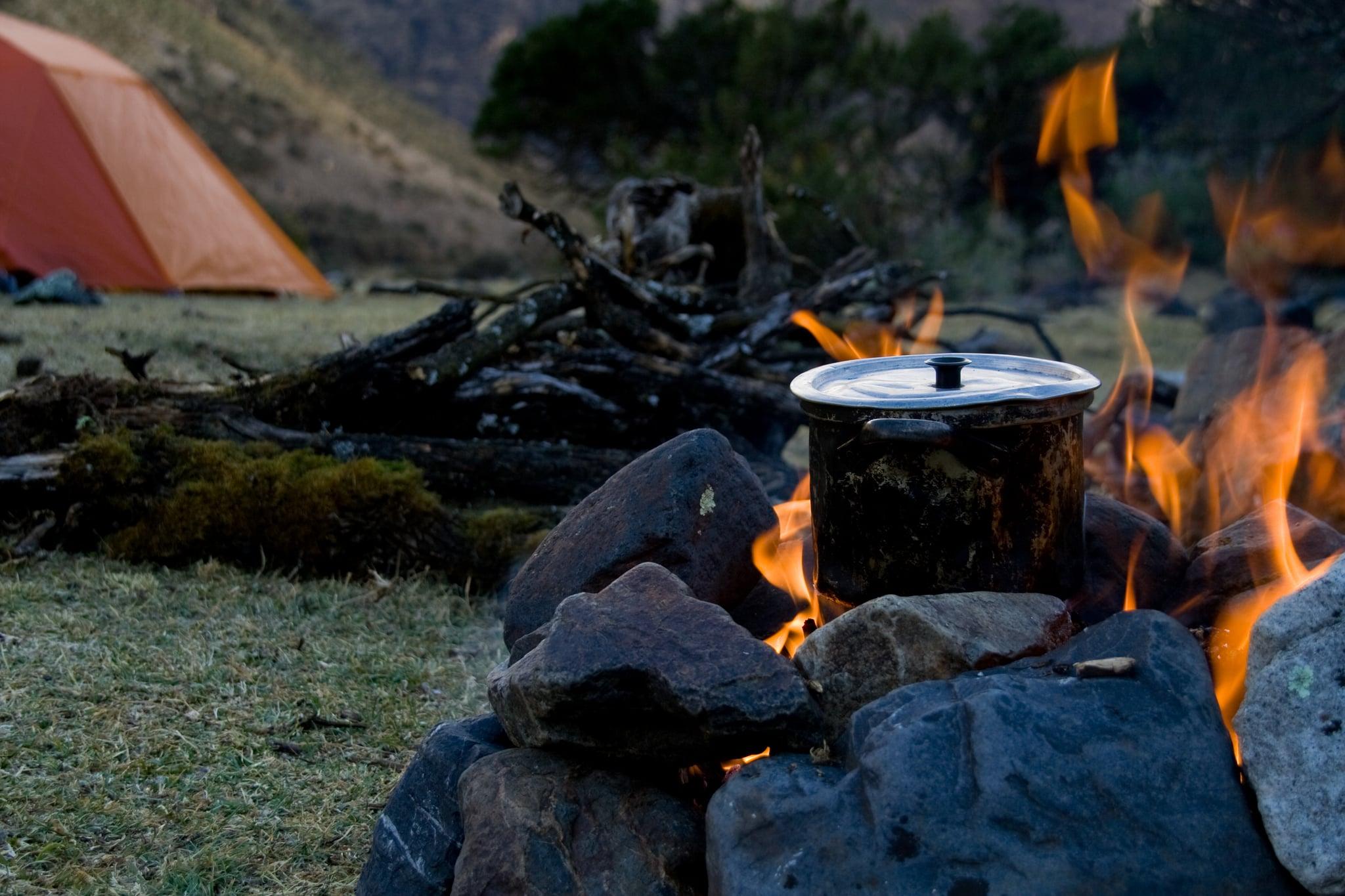 Campfire Kitchen Menu