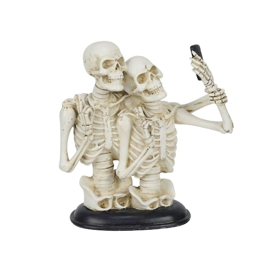 Selfie Skeletons Tabletop Accent by Ashland
