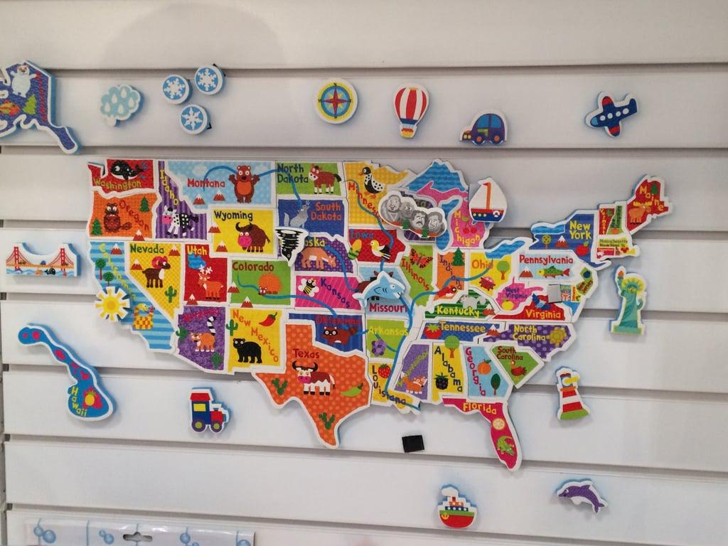 Alex Toys Bathtub Map