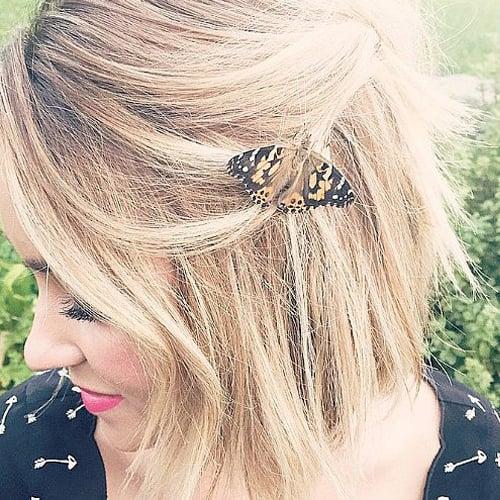Blond Short Hair Ideas