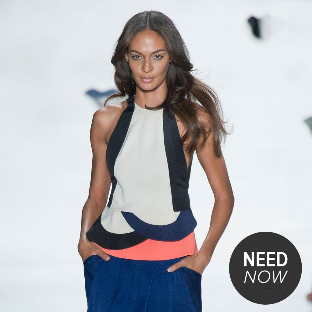Best Colorblocked Clothes For Spring 2013