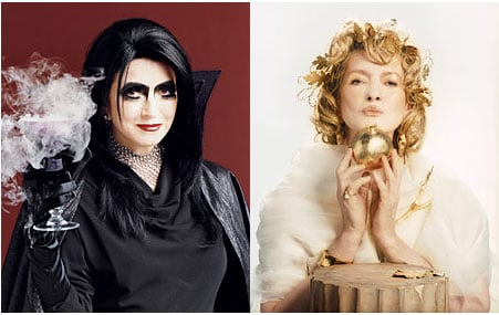 Martha Stewart's a Vampire. And a Goddess.