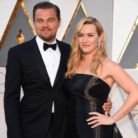Leonardo DiCaprio and Kate Winslet Auction Charity Dinner