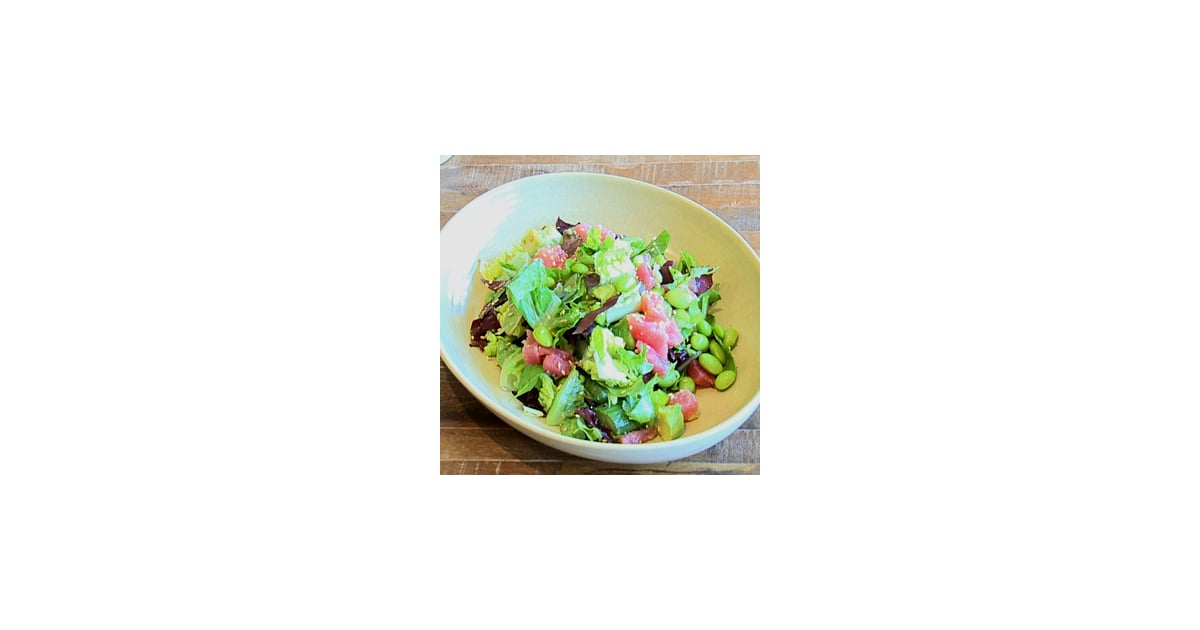 Dr Weil 39 S Tuna Sashimi Salad Recipe From True Food Kitchen Popsugar Fitness