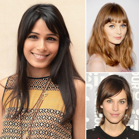 try on short hair styles chung hair popsugar australia 5203 | Casual Celebrity Hairstyles Bella Heathcote Alexa Chung
