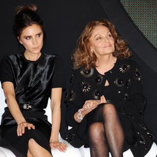 London Fashion Week: Victoria Beckham, DVF, Woolmark Prize