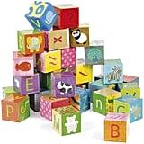 Janod Kubkid Alphabet Blocks