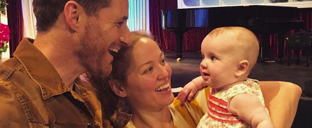 Erika Christensen and Sam Jaeger Reunite November 2016