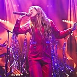 Maggie Rogers Performing in London on Aug. 29, 2018
