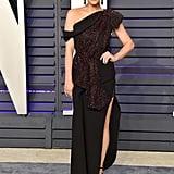 Ashlee Simpson at the 2019 Vanity Fair Oscars Party