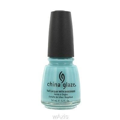 China Glaze Nail Lacquer in For Audrey