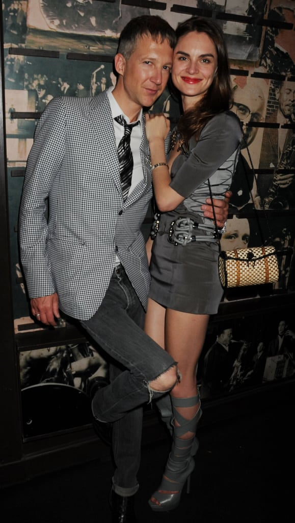 April 2010: Gucci Icon Temporary party