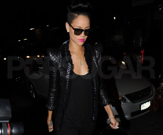 Photo Slide of Rihanna Out in NYC