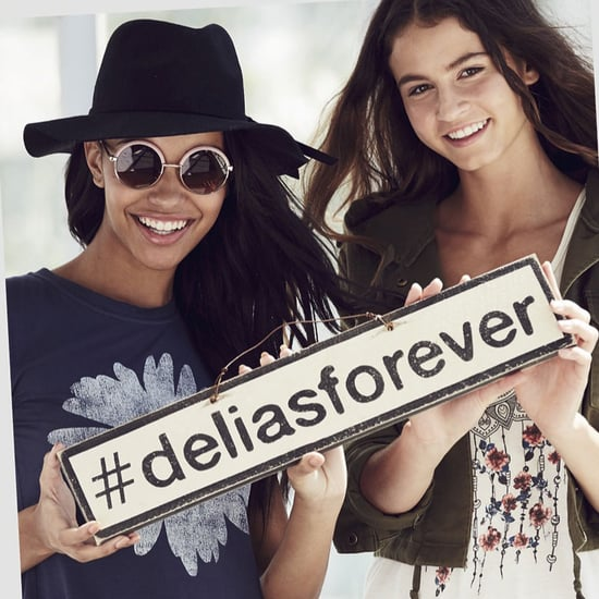 Delia's Relaunch Catalog