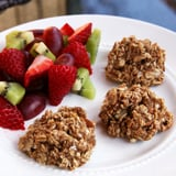 Vegan Banana Oatmeal Cookies
