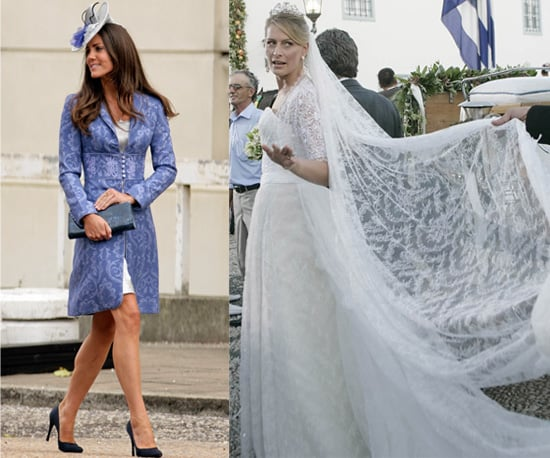 A Look Back at Modern Royal Wedding Dresses to Inspire Newly Engaged Kate Middleton