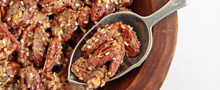 Rosemary Pecans Recipe