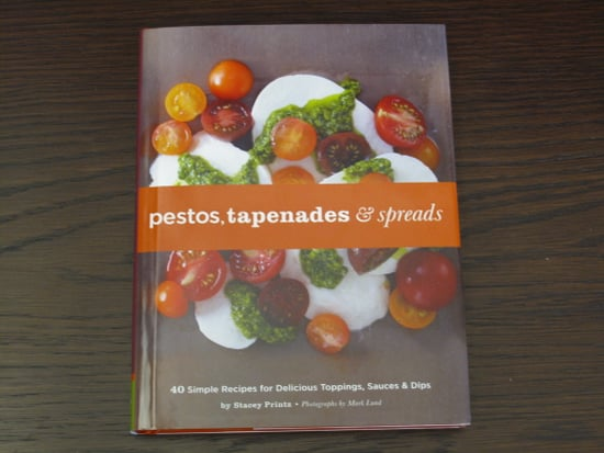 Cookbook Review: Pestos, Tapenades, & Spreads