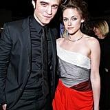 Robert and Kristen — 2008