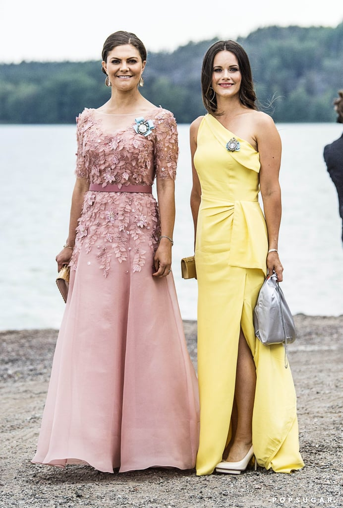 1409978fcdd Princess Victoria s Wedding Guest Dress June 2018