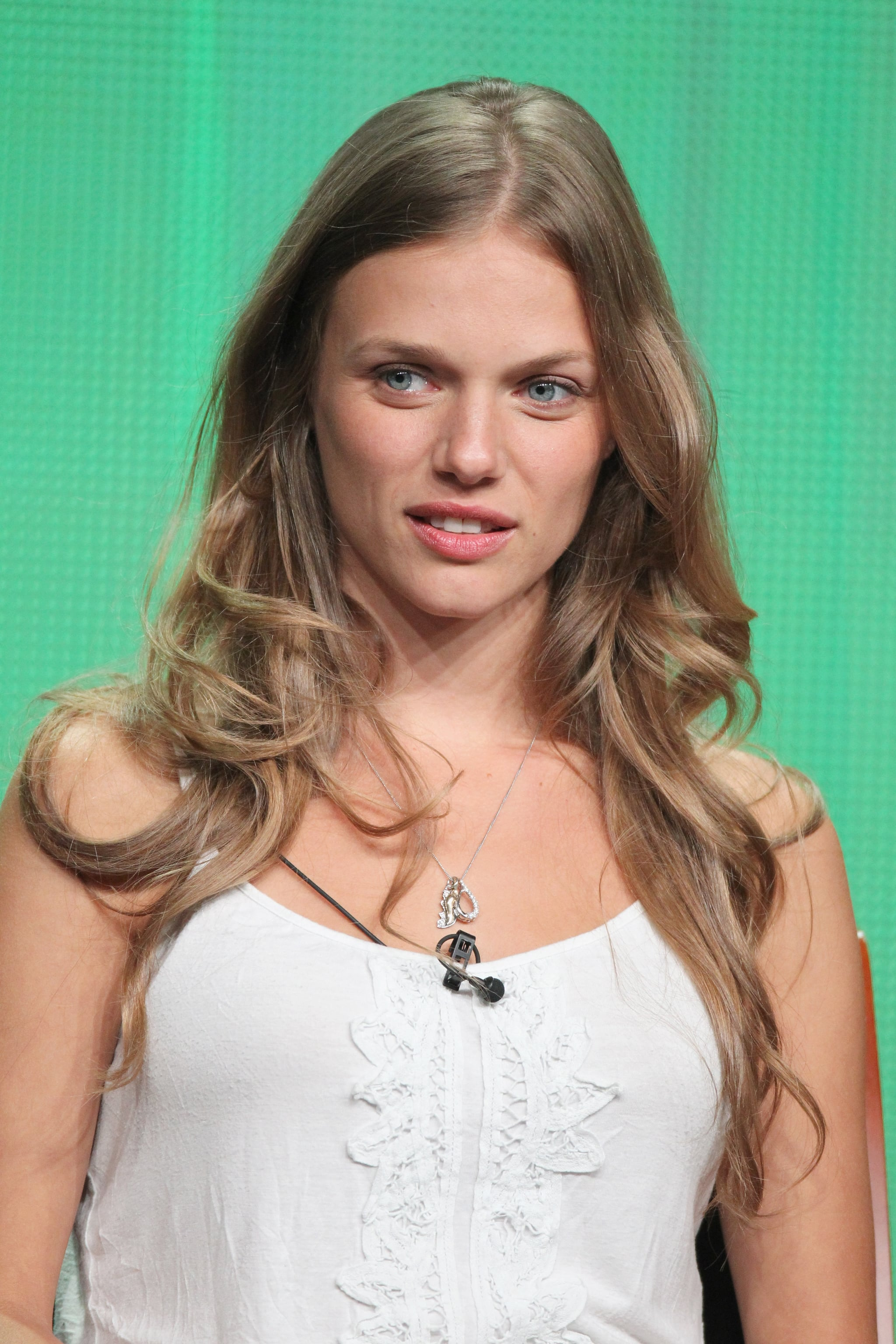 Tracey Spiridakos plays Charlie Matheson in Revolution.