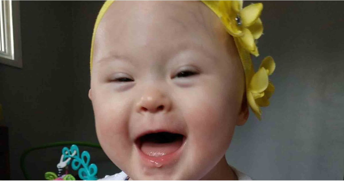 Toddler With Down Syndrome Beats Cancer Twice Popsugar
