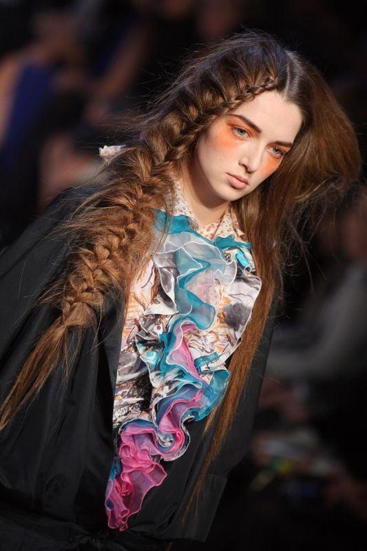Paris Gives Us Hair! Long Beautiful Hair!