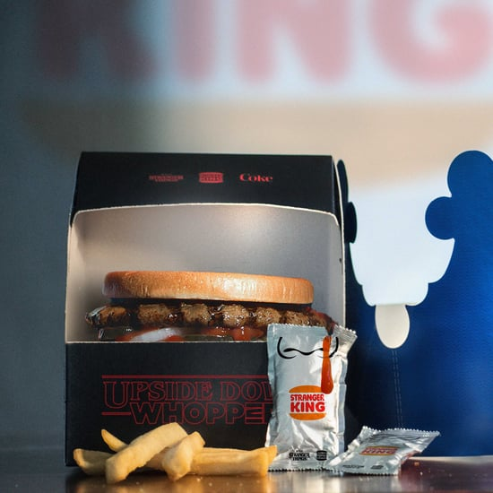 Burger King Stranger Things Whopper