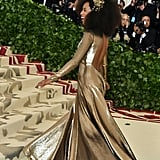 Kerry Washington at the Met Gala 2018 Photos