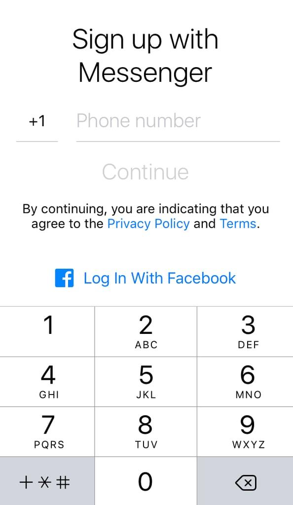 flirting signs on facebook messenger accounts facebook