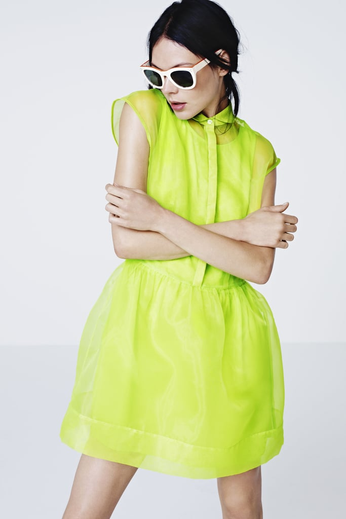 First Look: H&M Brings Brights, Modern Cuts, and Covetable Accessories For Spring '12